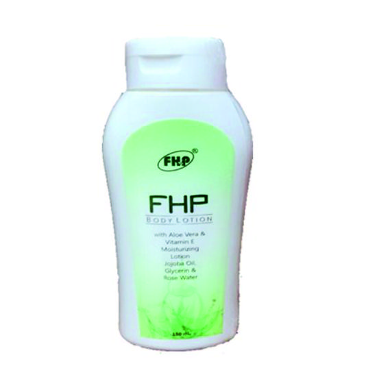 FHP BODY LOTION