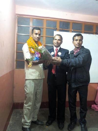 By: Mr.amber Vairagi & Mr.shashi Madhav at Narayan Vivah Bhavan, Sitamarhi, Bihar
